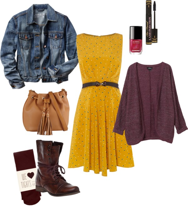 Outfit Inspiration: Autumn Layers