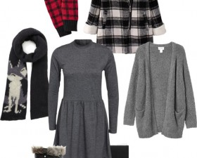 Outfit Inspiration: Baby, It's Cold Outside