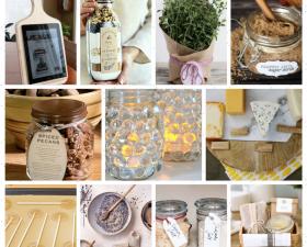 14 DIY Hostess Gifts To Make And Share This Holiday Season