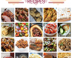 25 Mouthwatering Thanksgiving Recipes!