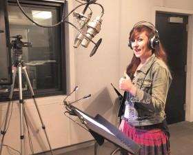 recording-disney-studio