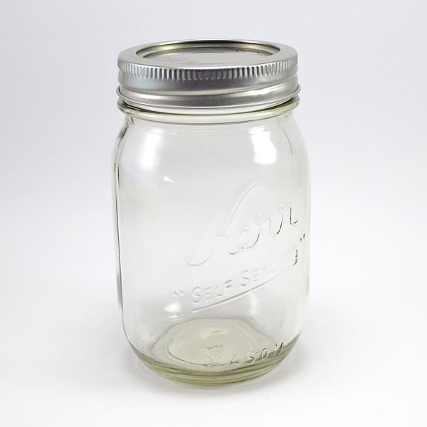 Rustic Mason Jar Cocoa Gift