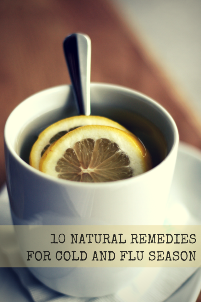 10 Natural Makeup Ideas For Everyday: 10 Natural Remedies For Cold And Flu Season
