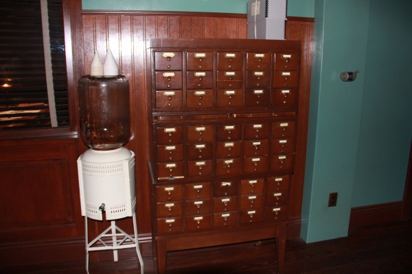 SSR filing cabinet
