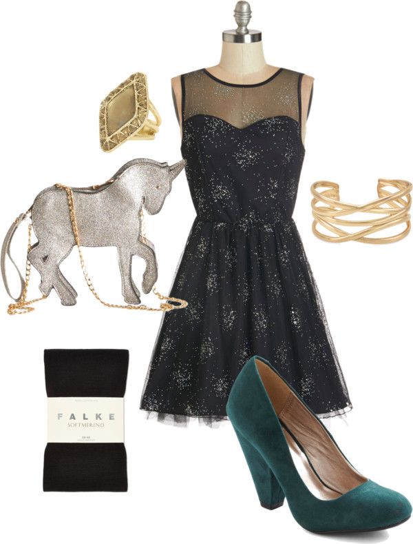 Outfit Inspiration: Holiday Party Time