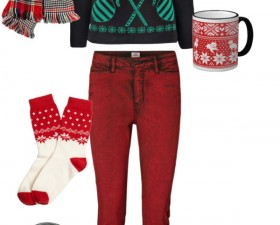 We have no idea when the Ugly Christmas Sweater tradition came to be, but we love it!