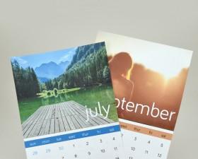 2015 Freebie Printable Calendar Cards