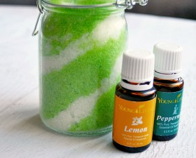 lemon mint scrub copy