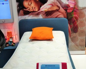 The SleepIQ Kids Bed is the only bed designed to grow with your child from preschool to college!