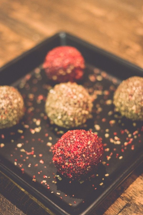 Bittersweet Bourbon Truffles | Mom Spark - A Trendy Blog for Moms ...