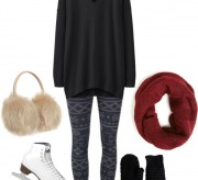 Outfit Inspiration: Let's Go Skating!