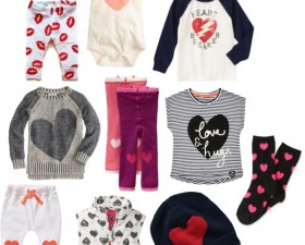 Valentine's Day Style For Kids!