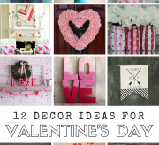 12 Decor Ideas For Valentine's Day