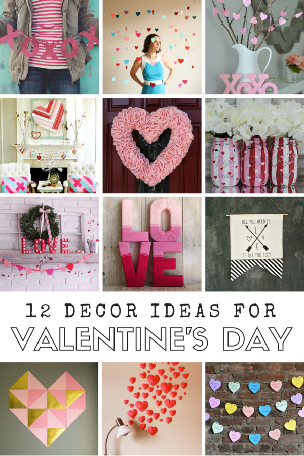 decor ideas valentines day