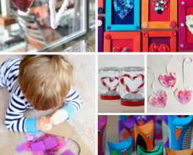 6 Valentine's Day Crafts For Kids