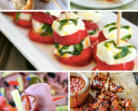 Food On A Stick: 5 Awesome Recipes To Try