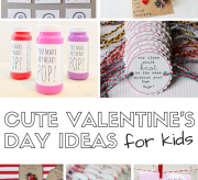 Cute Valentine's Day Ideas For Kids