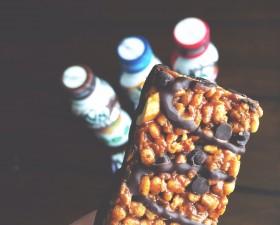 V8 Snack Bars