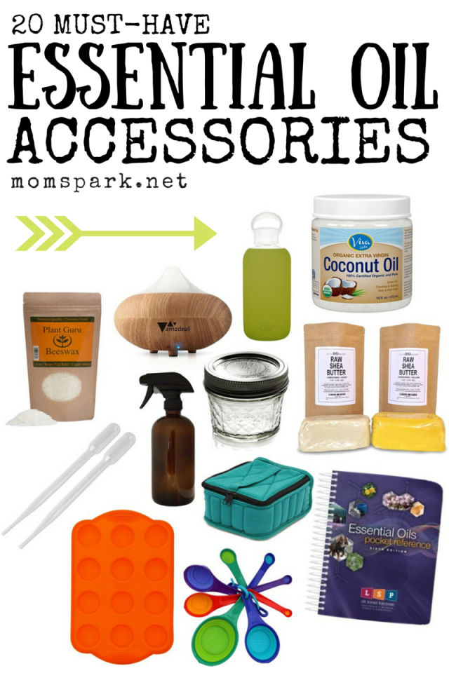 20 Must-Have Essential Oil Accessories