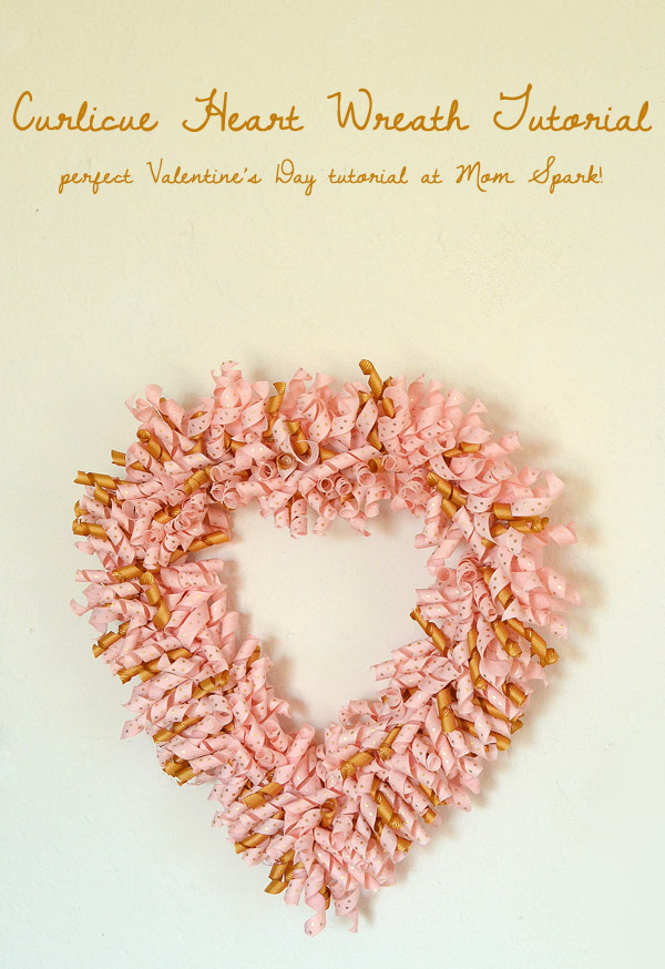 Make this adorable curlicue heart shaped wreath for Valentine's Day!Make this adorable curlicue heart shaped wreath for Valentine's Day!Make this adorable curlicue heart shaped wreath for Valentine's Day!Make this adorable curlicue heart shaped wreath for Valentine's Day!Make this adorable curlicue heart shaped wreath for Valentine's Day!v