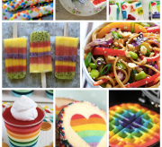 8 Rainbow Recipes For Kids