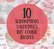 10 Scrumptious Valentine's Day Cookie Recipes