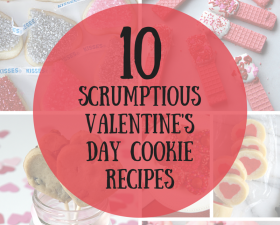 10 Scrumptious Valentine's Day Cookie Recipes