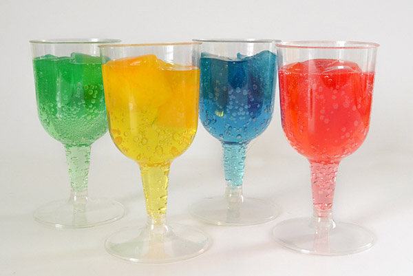 These rainbow beverages are super easy to achieve and tons of fun!