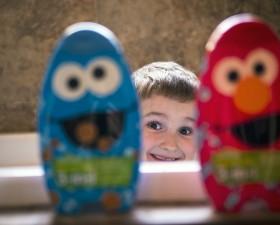Sesame Street Bath Products
