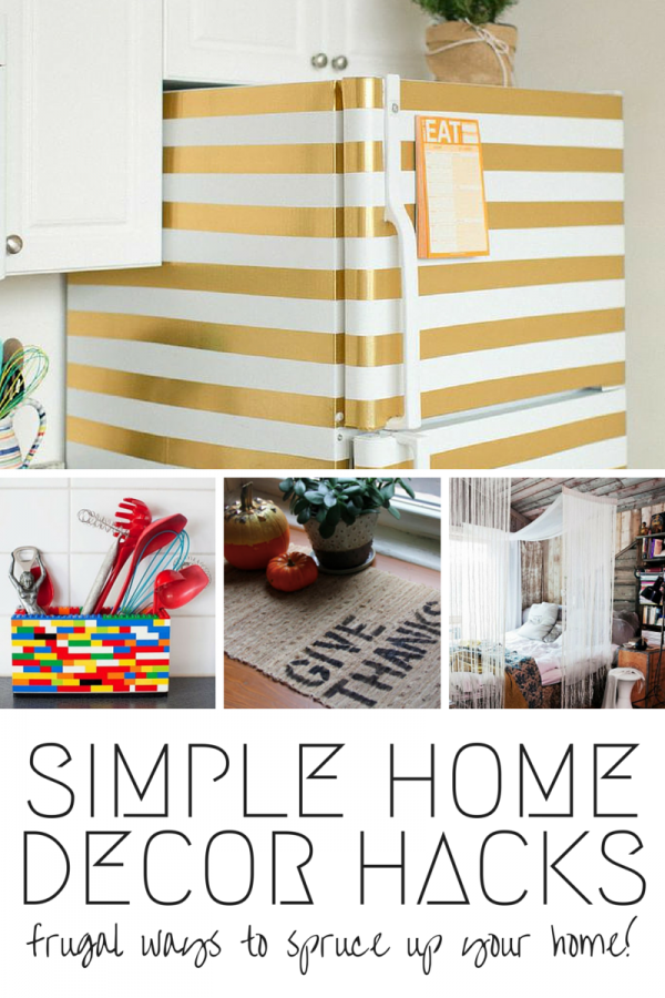 9 Simple Home Decor Hacks Mom Spark Mom Blogger Home Decorators Catalog Best Ideas of Home Decor and Design [homedecoratorscatalog.us]