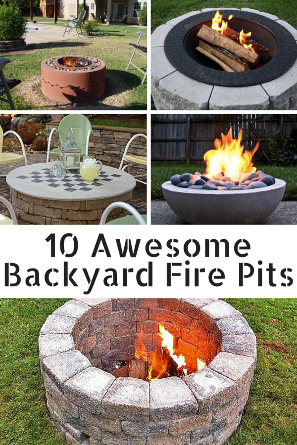 02. This is a beautiful fire pit — perfect for at home or the ...