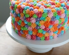 9 Rainbow Cakes That Are Almost Too Pretty To Eat!