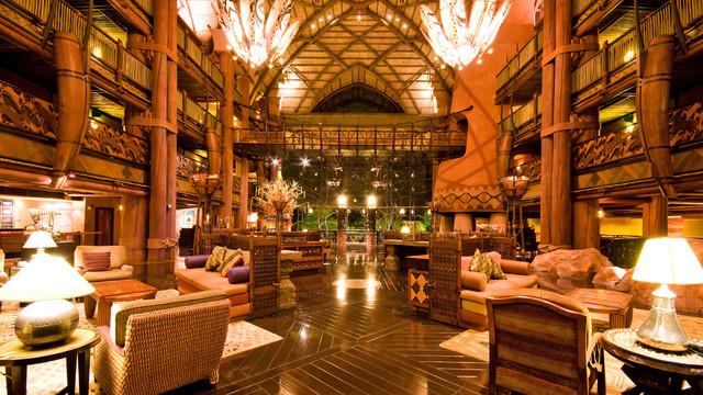 Walt Disney World Animal Kingdom Lodge