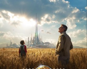 TOMORROWLAND Movie