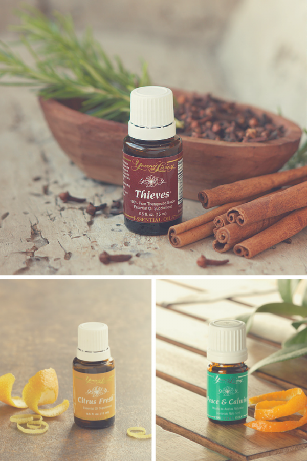 Essential Oils For Mother's Day