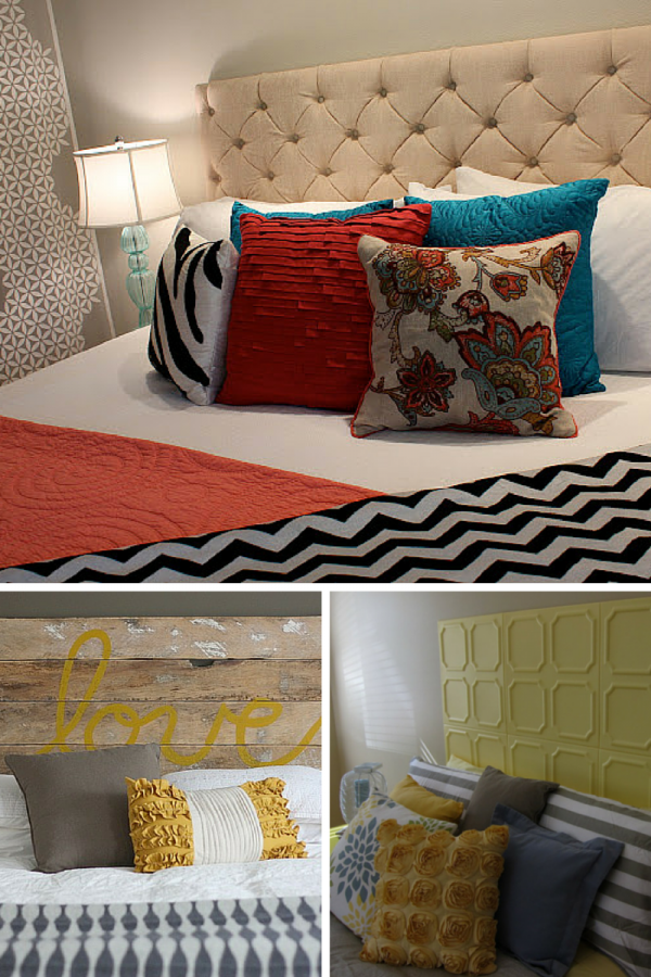 DIY Headboards You Can Totally Make At Home