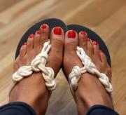 Fabulous DIY Flips Flops!
