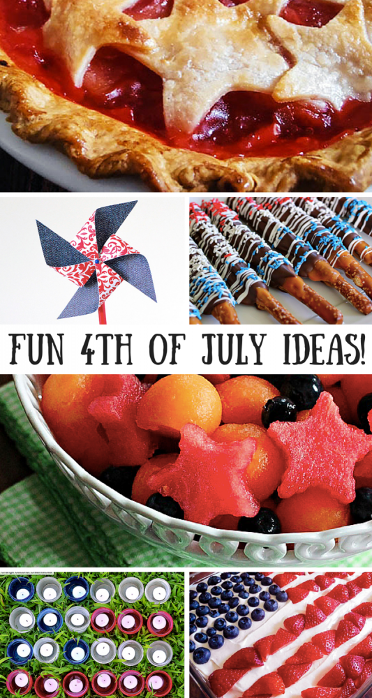 Fun 4th of July Ideas!