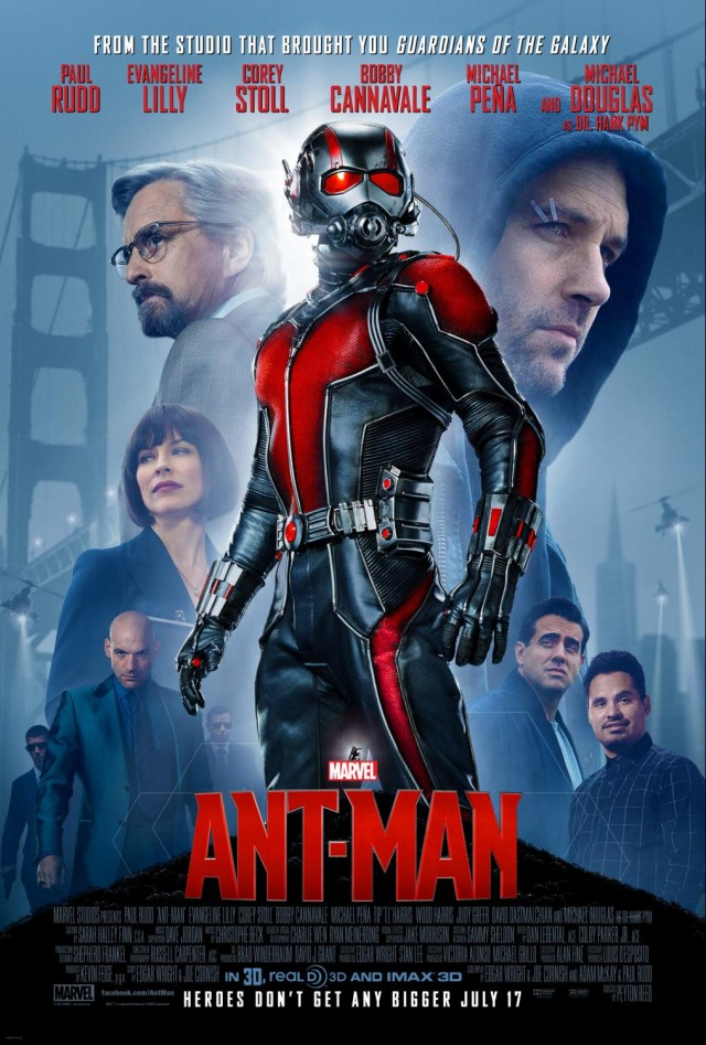 An Interview with ANT-MAN's Judy Greer