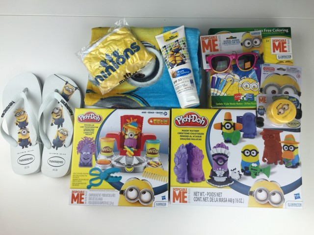 Fun and Easy MINIONS Party Ideas!