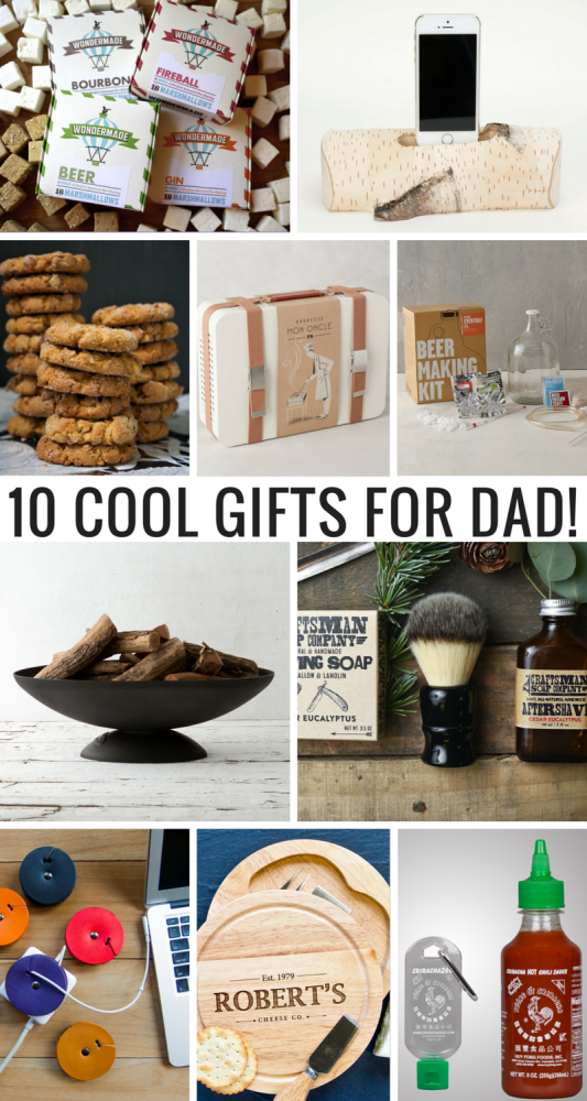10 Cool Gifts For Dad This Father's Day