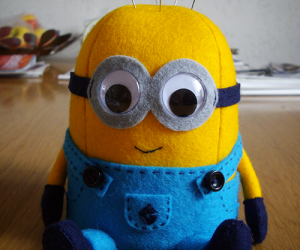 MINION DIYs & Recipes For Your Little Fans!