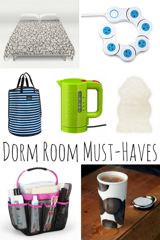 dorm room must haves for your new college student mom spark mom blogger. Black Bedroom Furniture Sets. Home Design Ideas