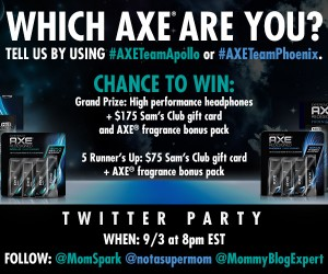 AXE Twitter Party