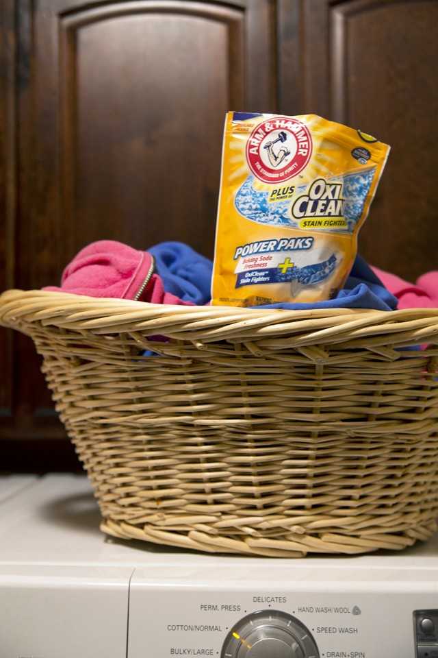 Arm & Hammer Oxi Clean Power Paks