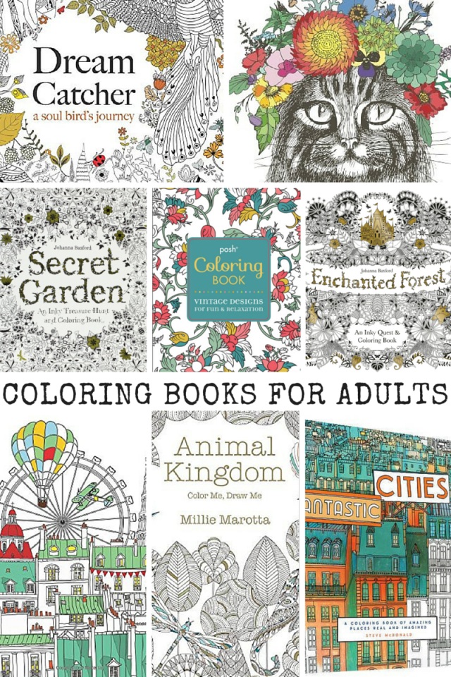 Coloring Books For Adults Costco
