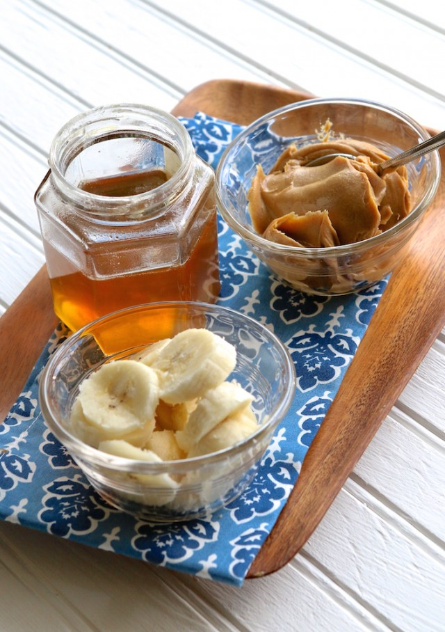 Dairy Free Peanut Butter Honey Banana Ice Cream | Mom Spark - A Trendy ...