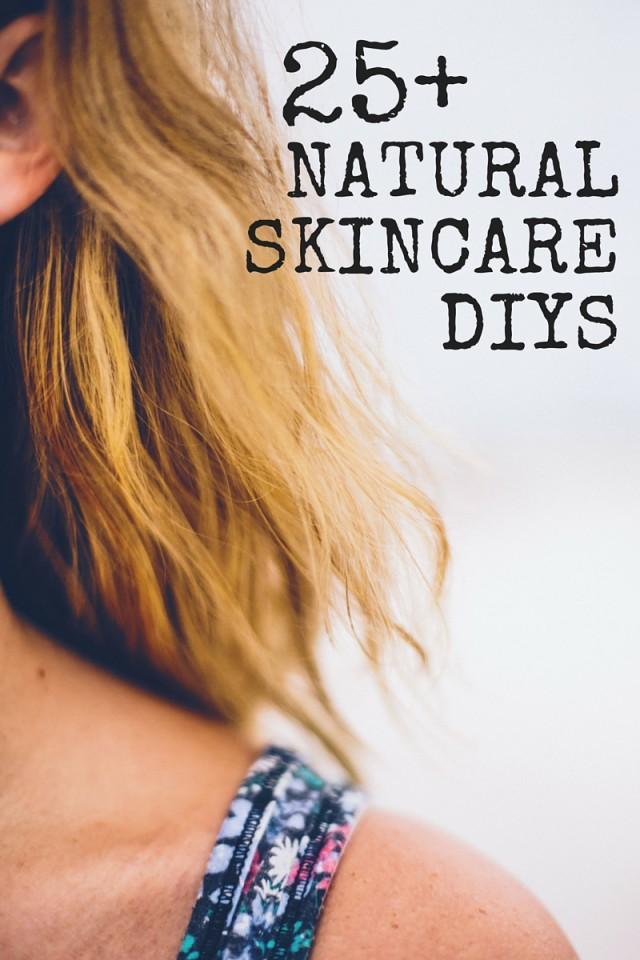 Natural Skincare DIYs