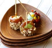 Mini Caramel Apples