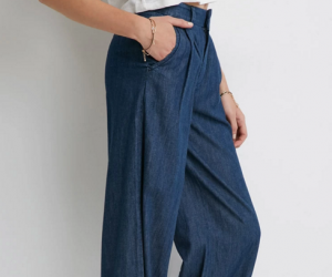Trend Watch: Wide Leg Pants